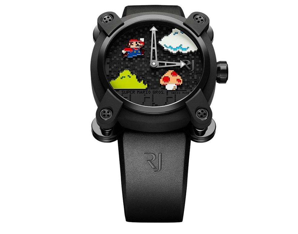 RJ-Romain Jerome RJ X Super Mario Bros