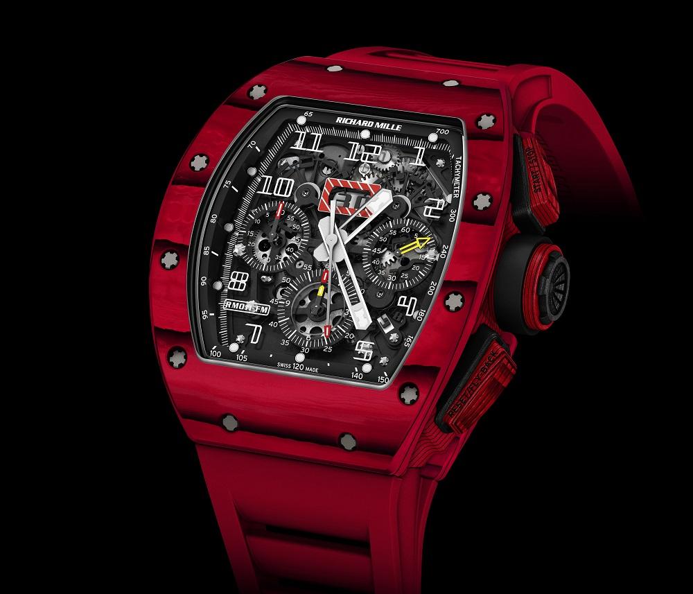 RM 011 Red TPT quartz