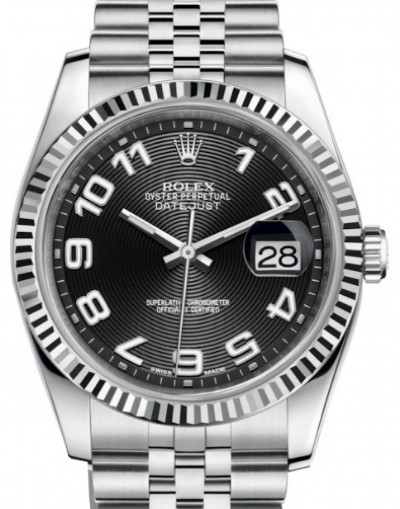 Name:  rolex-datejust-36-stainless-steel-black-concentric-circl-arabic-dial-fluted-bezel-jubilee-bracel.jpg Views: 65 Size:  52.5 KB