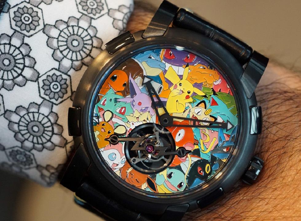 7 Secret Crush Watches