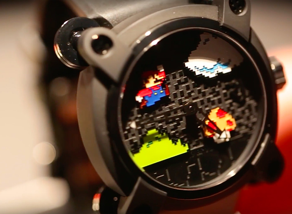 Baselworld 2016: Romain Jerome Watch Collection Preview Video