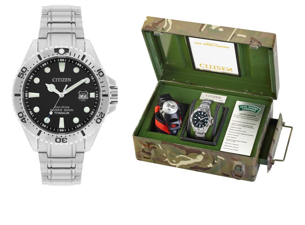 Citizen Royal Marines Commandos Le Watch Watchuseek Com
