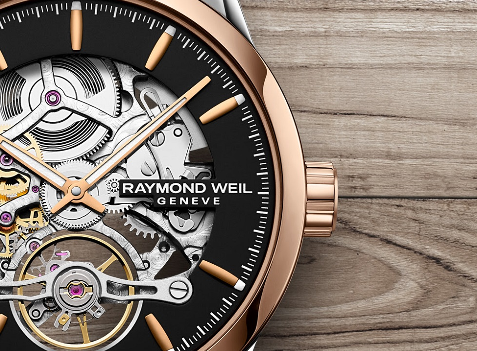 0755f892a Shades of Fall: Raymond Weil Freelancer Calibre RW1212 Skeleton ...