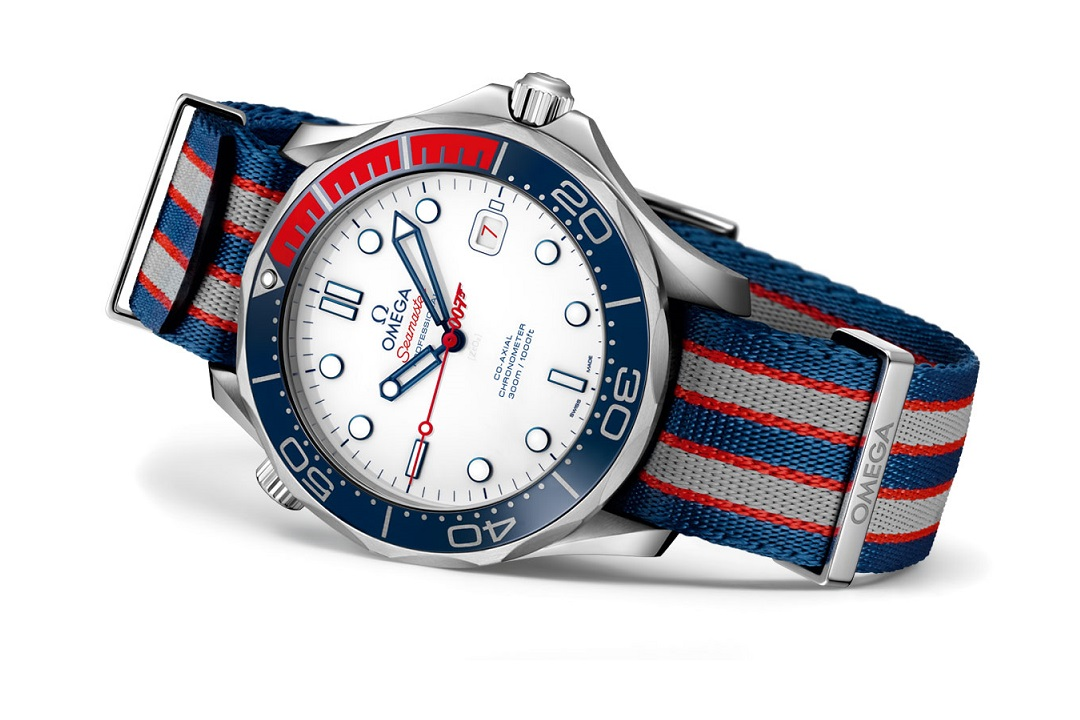 OMEGA Seamaster Diver 300M 'Commander's Watch' Limited Edition