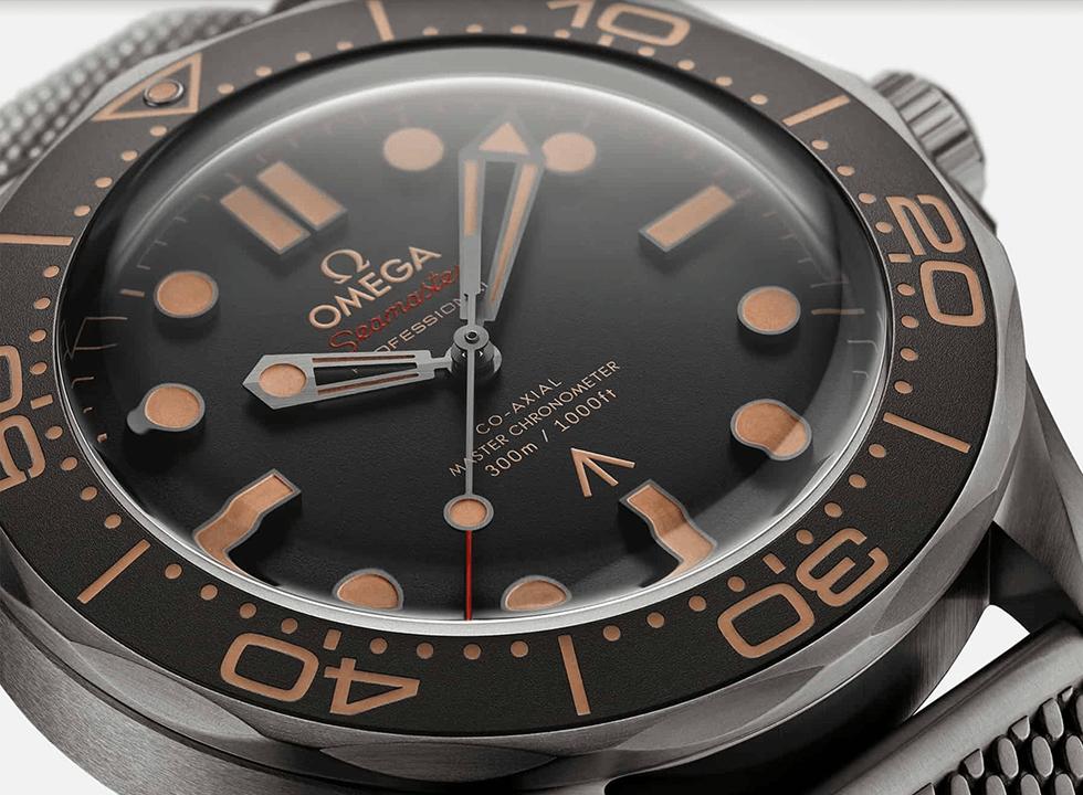 Omega Bond Seamaster 2019