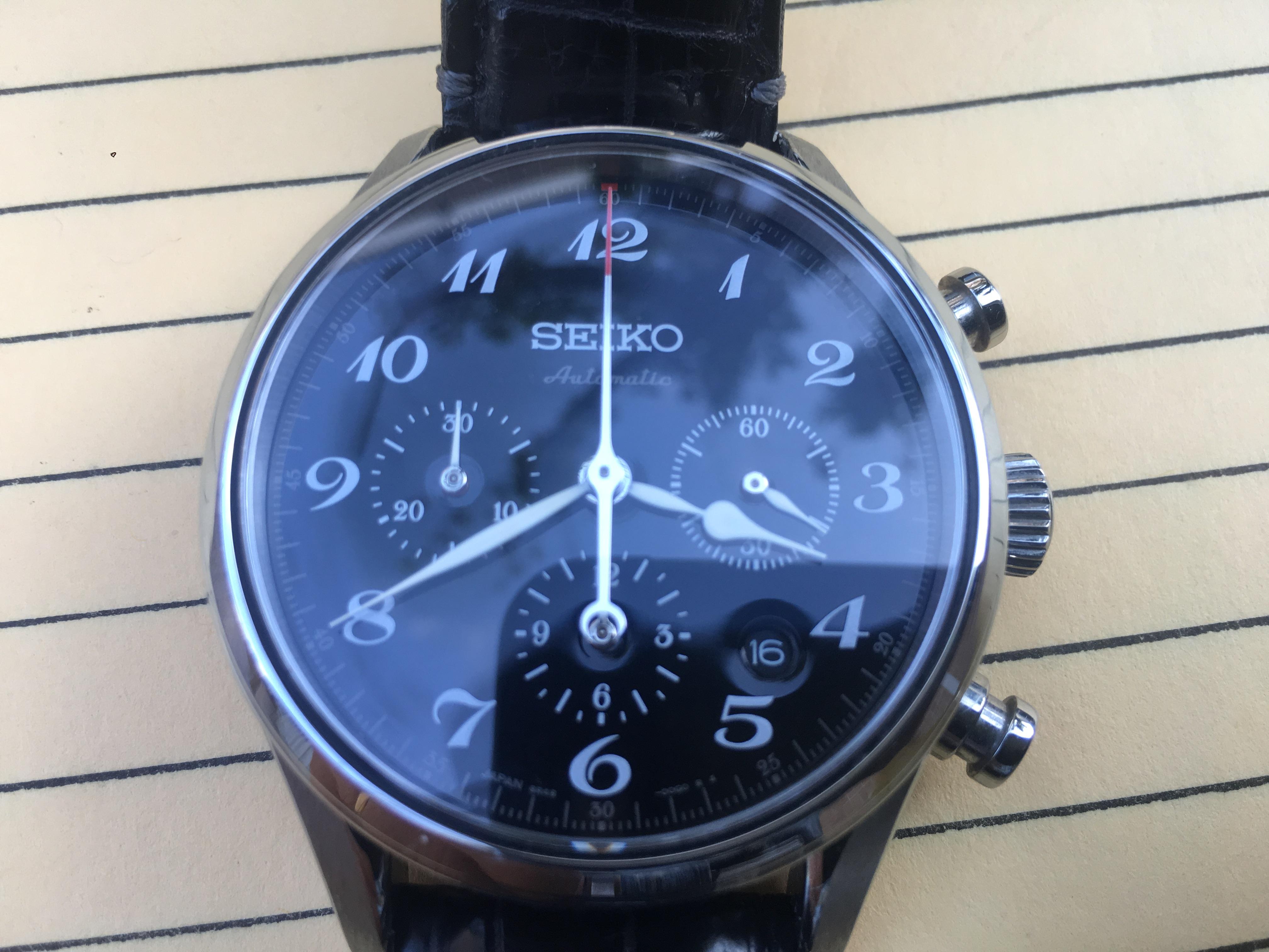 Name:  Seiko Presage SRQ021J1 L.E.72of1000 cal.8R48A(2).JPG Views: 39 Size:  1.80 MB