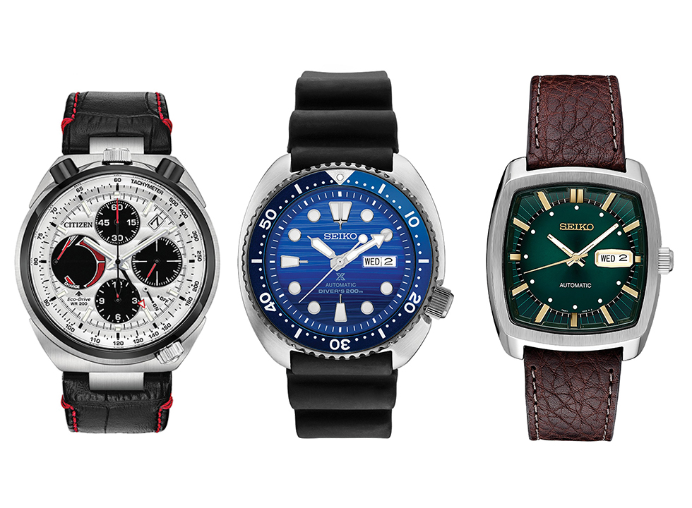 Black Friday Seiko And Citizen Watches Are Over 40 Off