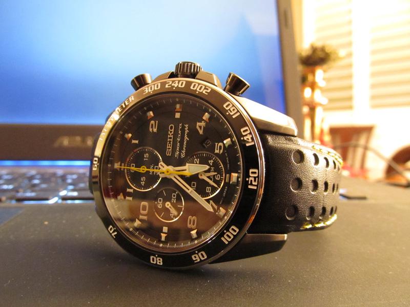 I thnk my GF got me this watch