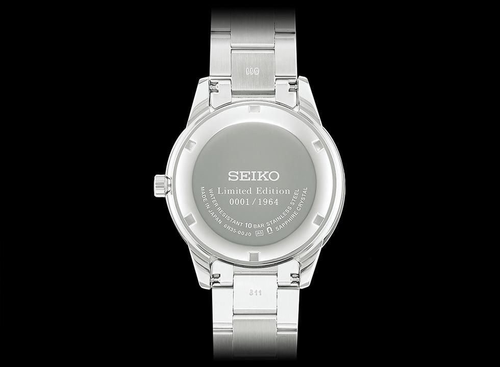 Seiko Presage Crown chronograph