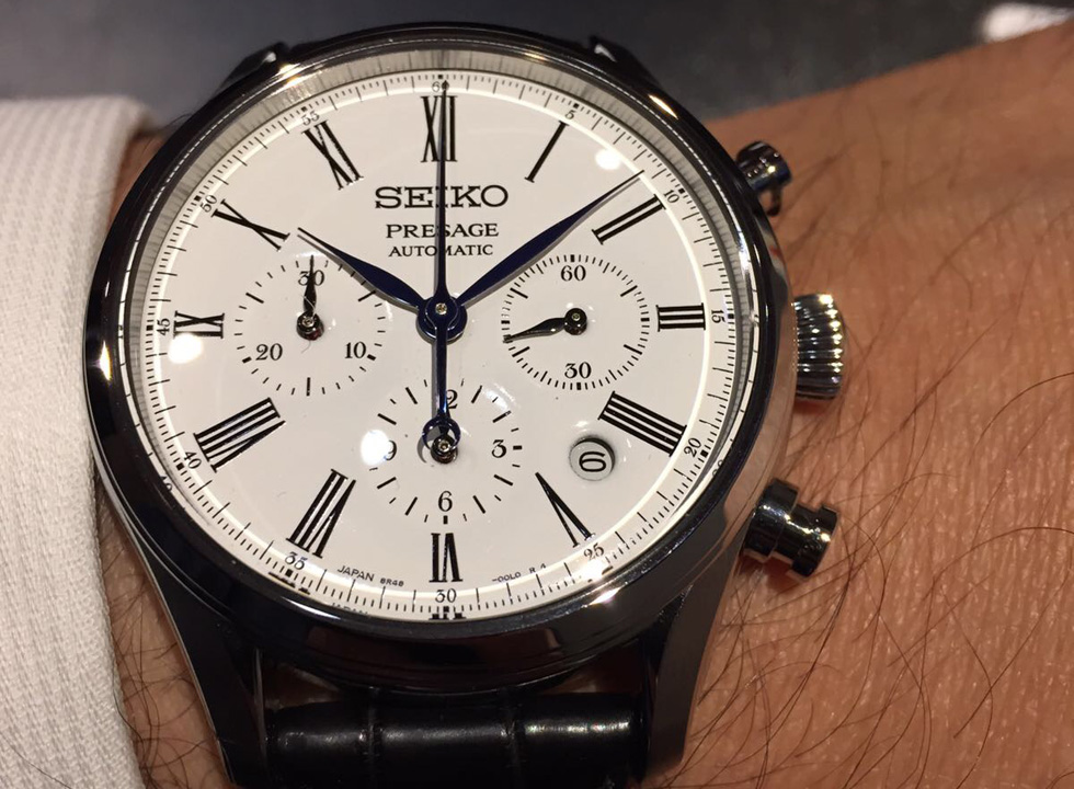 Seiko and Grand Seiko Watch Collection Video from Baselworld 2017