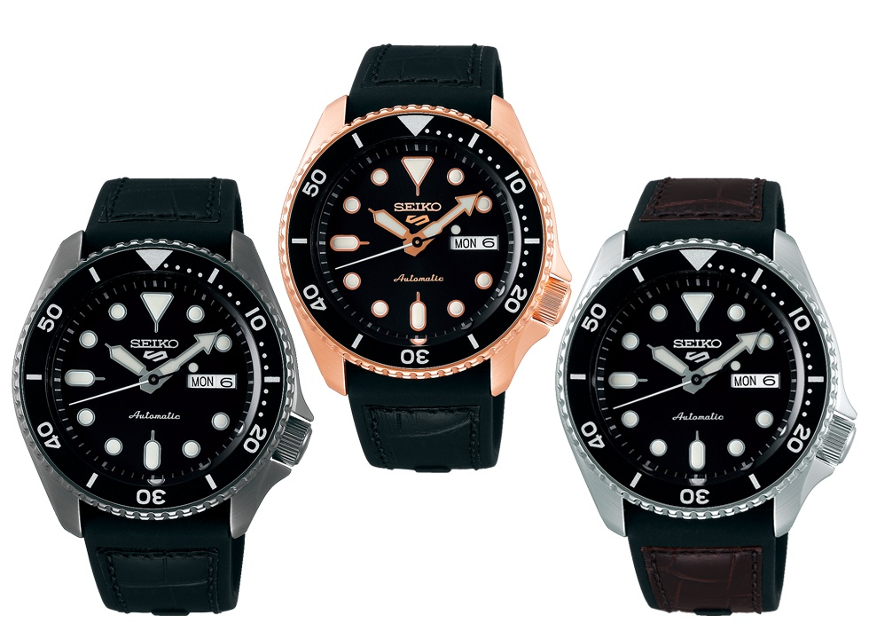 Seiko 5 Specialists Style Collection 2019