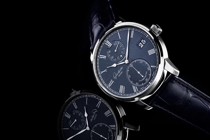 Pre-Basel 2016: Glashütte Original Senator Chronometer Blue