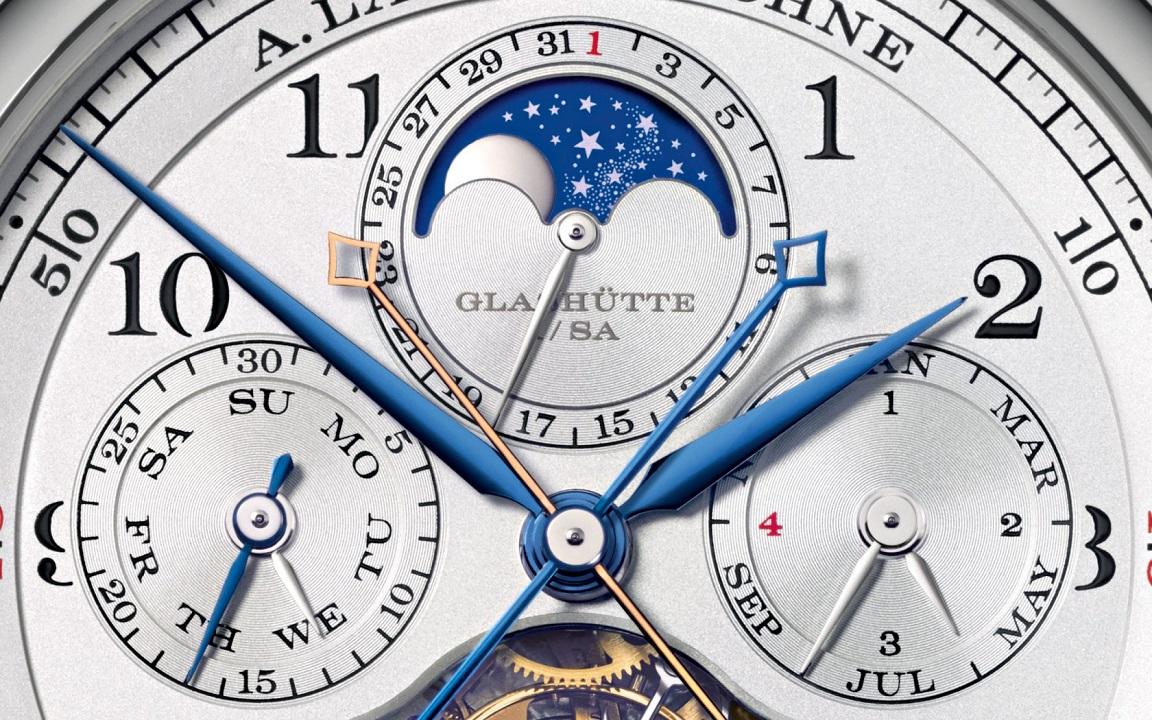 """A. Lange & Söhne Tourbograph Perpetual """"Pour le Mérite"""""""