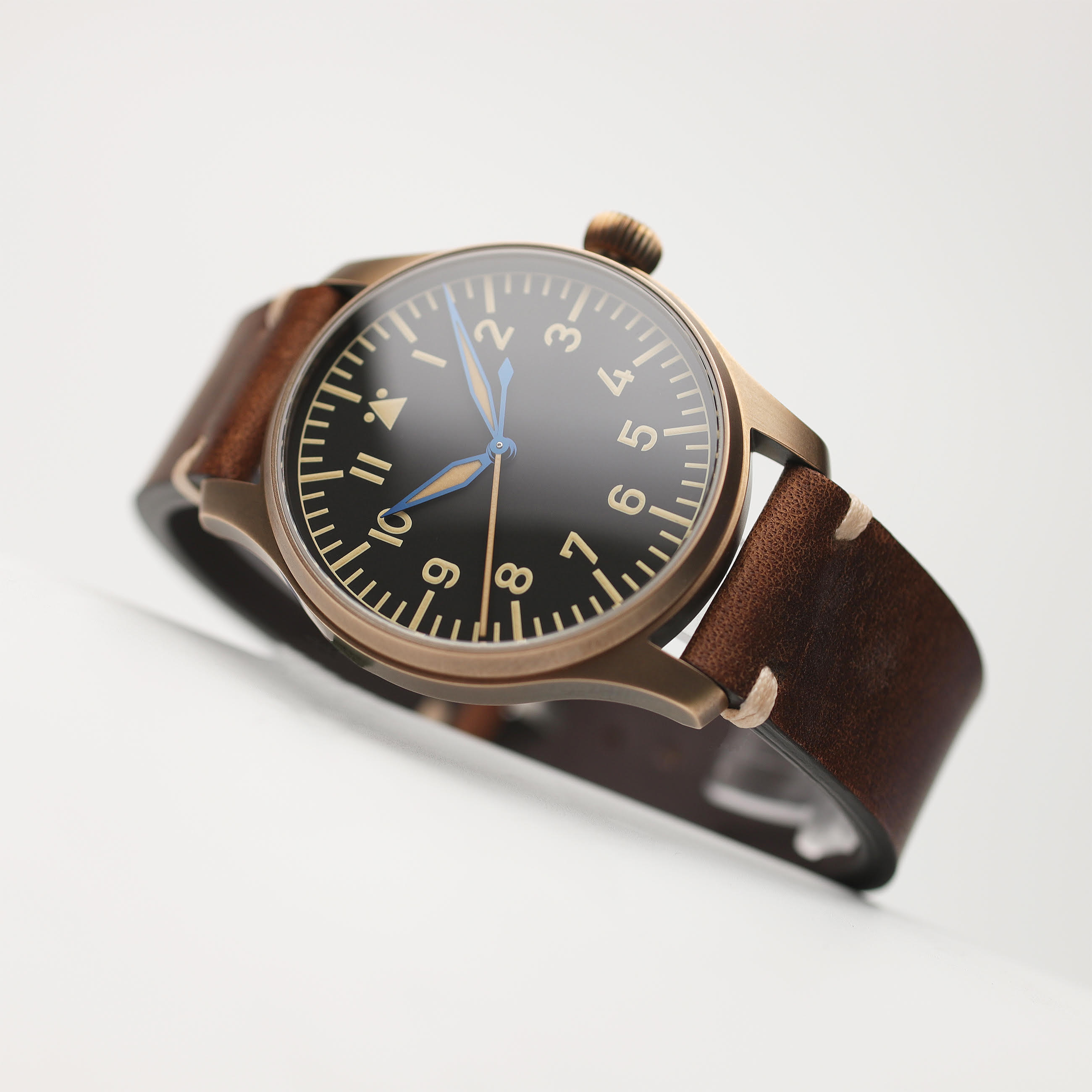 Stowa Flieger Friday Bronze Baumuster A