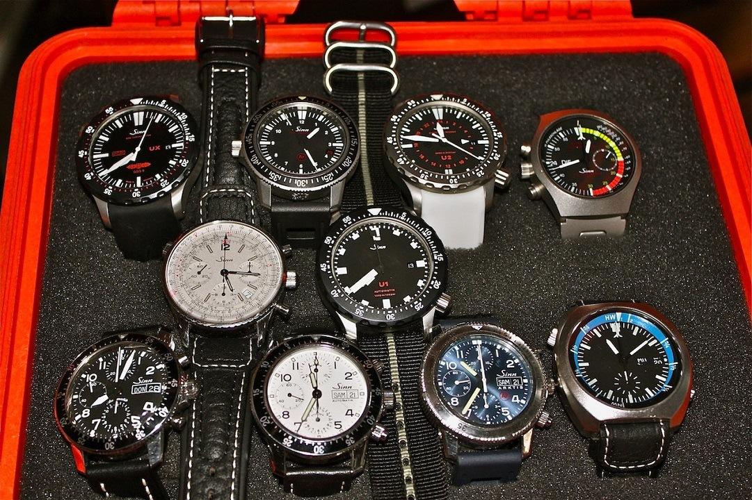 SINN watch collection