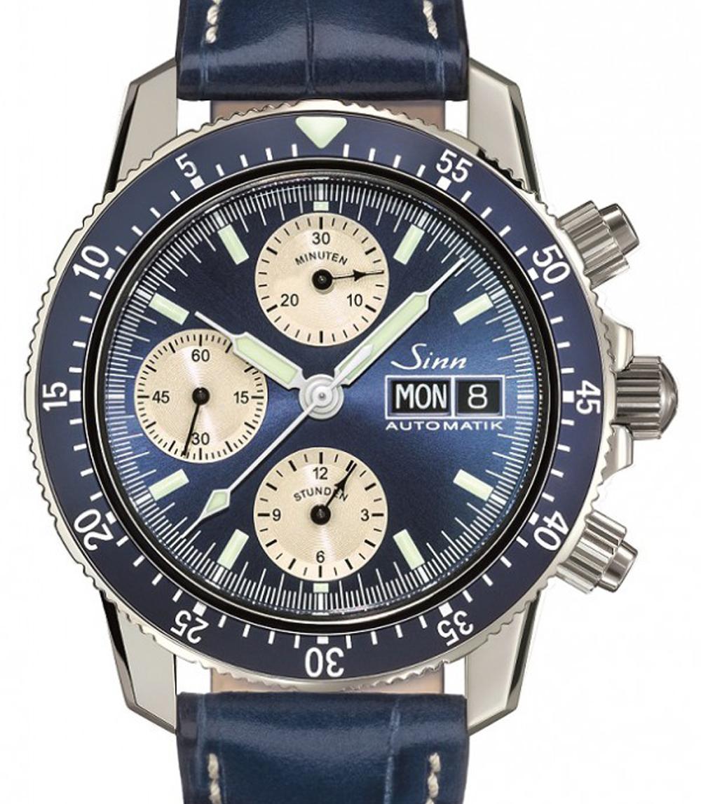 Sinn 103 A Sa B Pilot's Chronograph