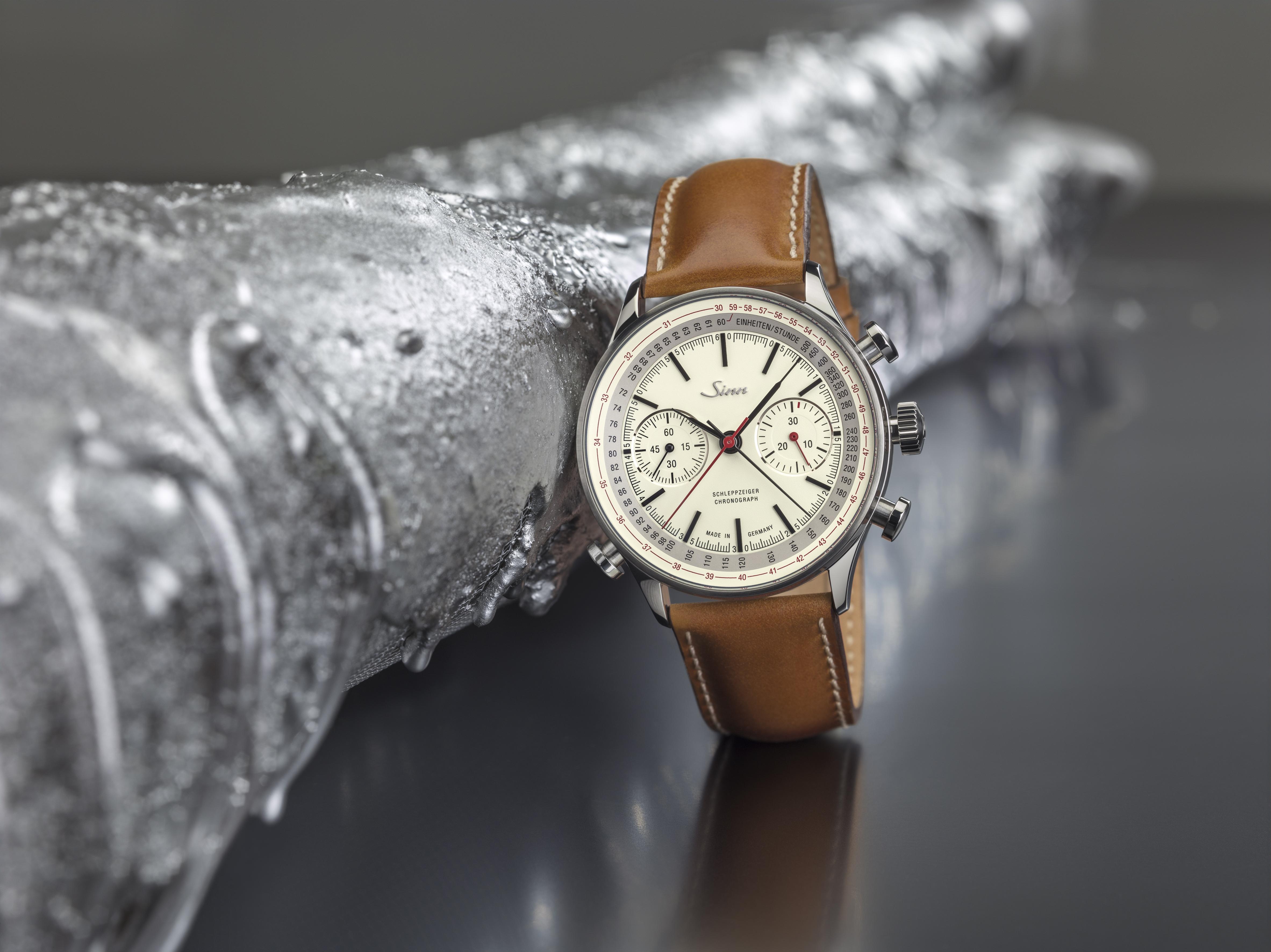 Baselworld 2016: Sinn 910 Anniversary Chronograph