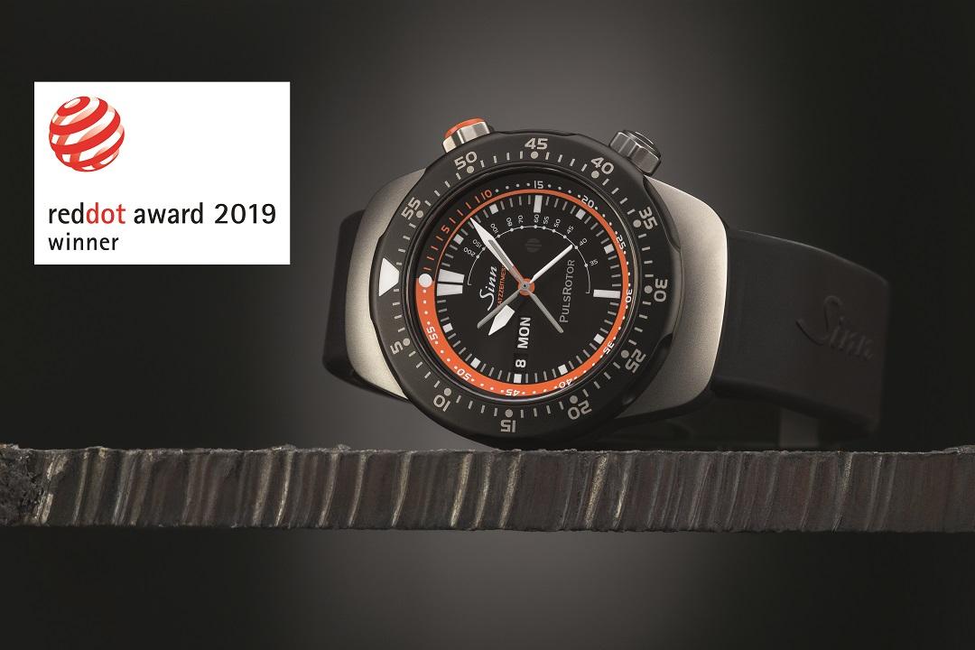 Red Dot Award : sinn wins red dot design award at the first attempt ~ Watch28wear.com Haus und Dekorationen