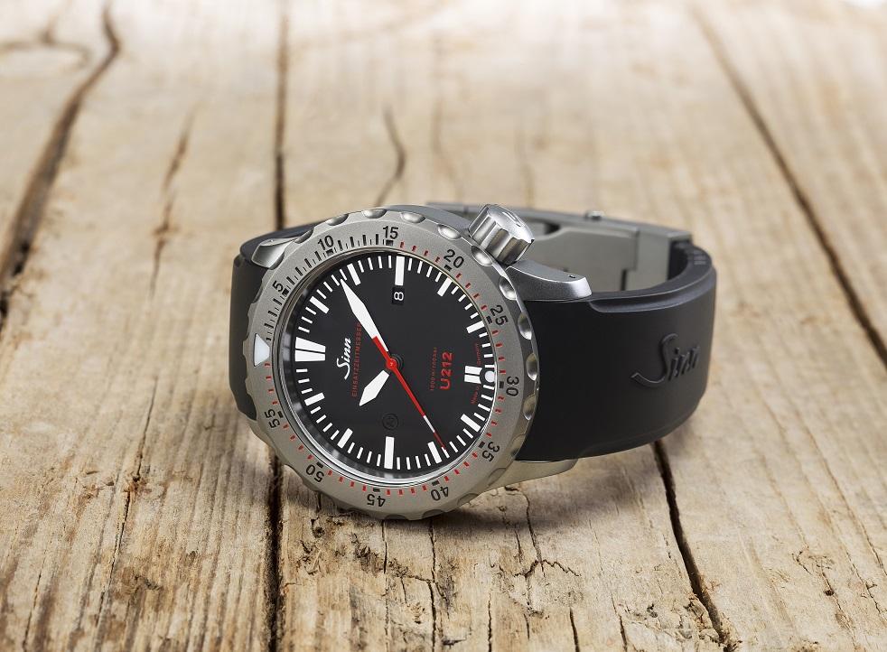 Sinn U212 (EZM 16) Diving Watch