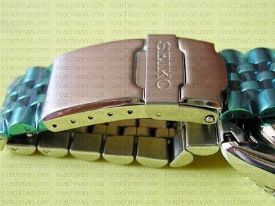 Do you guys know if any Seiko SS bracelet would fit on the frankenmonster?