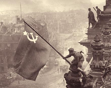 soviet victory flag