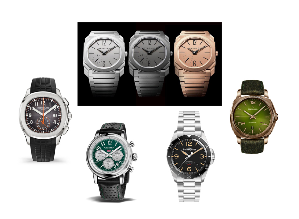 Baselworld 2018: Top 5 Sport Watches