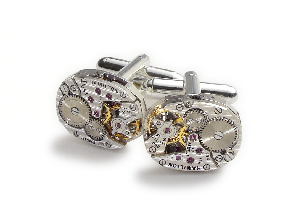 Name:  steampunk-cufflinks-antique-silver-hamilton-oval-movements-vintage-pinstripe-mens-wedding-access.jpg