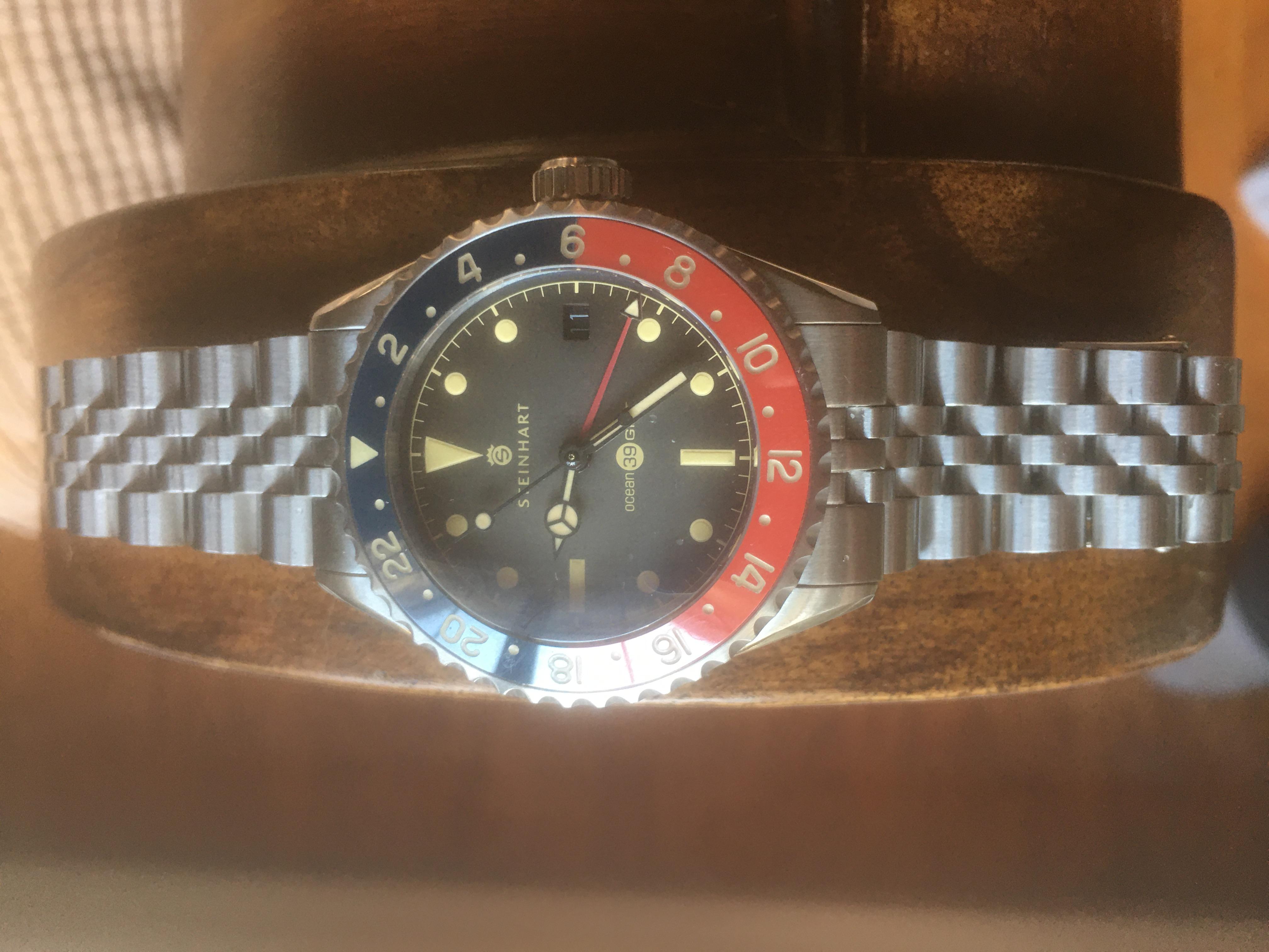 Name:  Steinhart Ocean 39 Vintage GMT HK Edition(53of100)(1).JPG Views: 32 Size:  1.89 MB