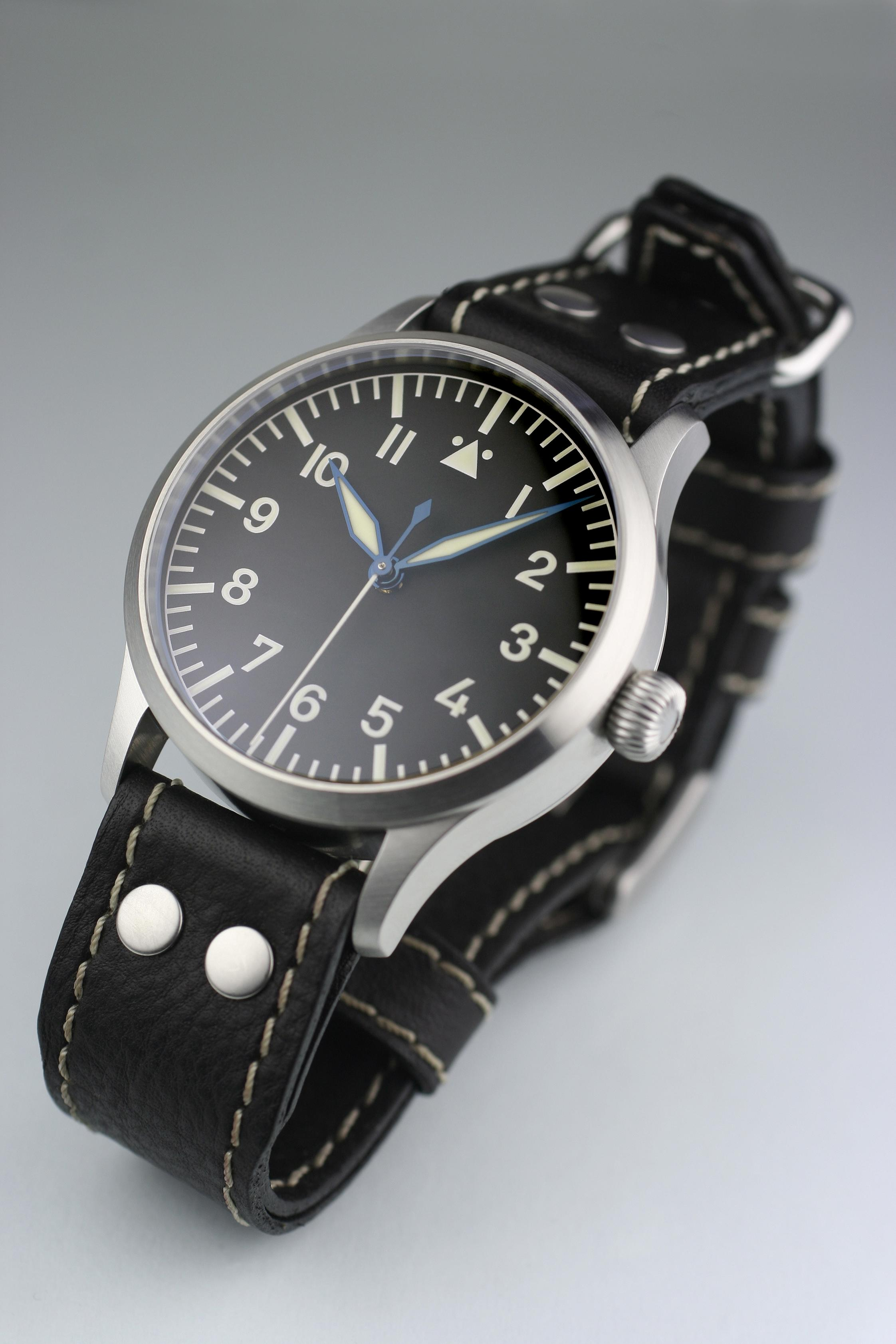 limited review blue hands worn this the on stowa watches images post prodiver with wound from schauer