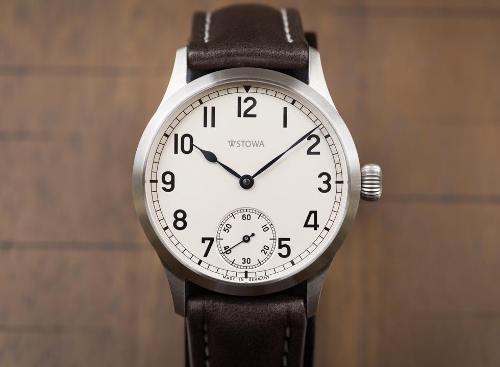 stowa marine original watch review video