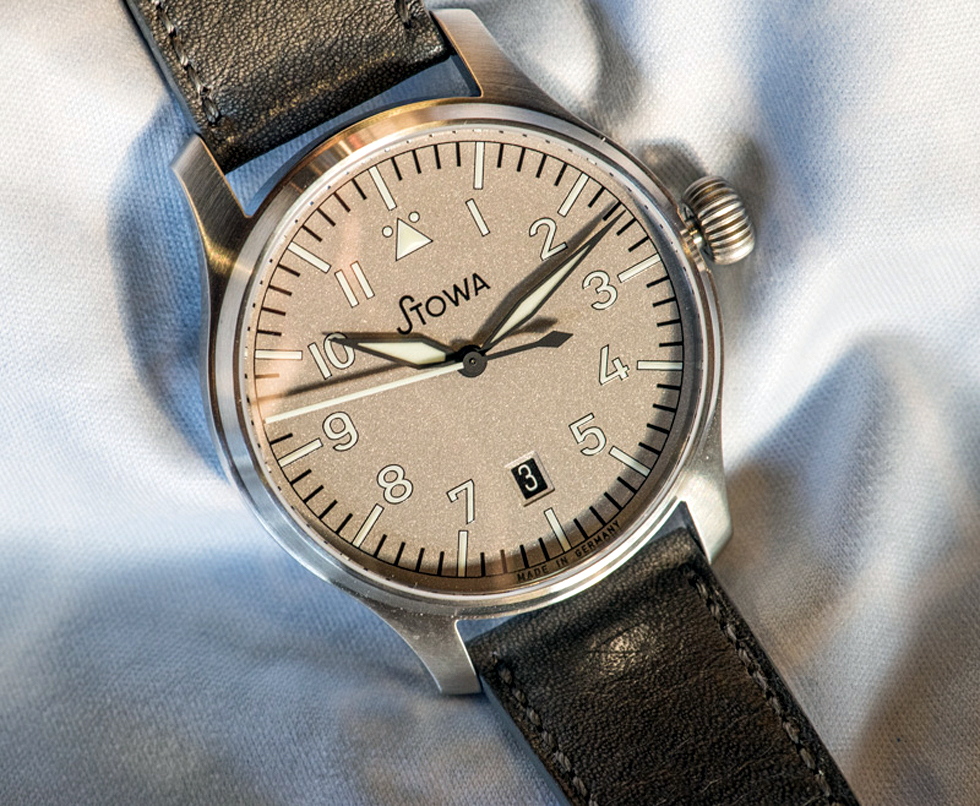 Review: Stowa Ikarus' dialed in aesthetics