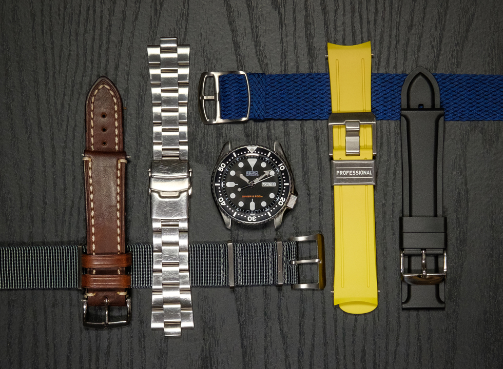 We take a look at some of the Best Straps for Seiko SKX007 in this in-depth video review.