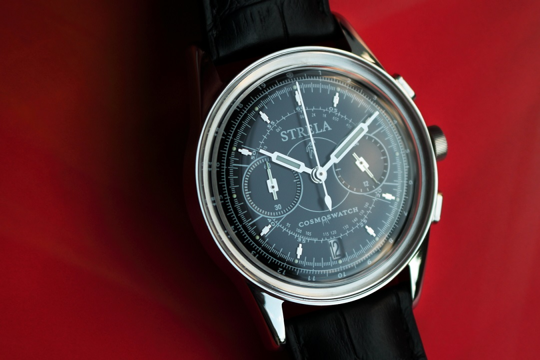 Strela Watch 'Lost In Space' Launches Kickstarter for its New Custom