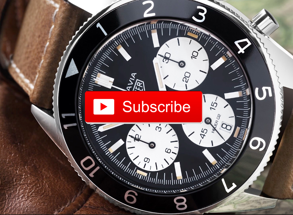 Subscribe to Watchuseek on Youtube and Never Miss a New Watch Review Video