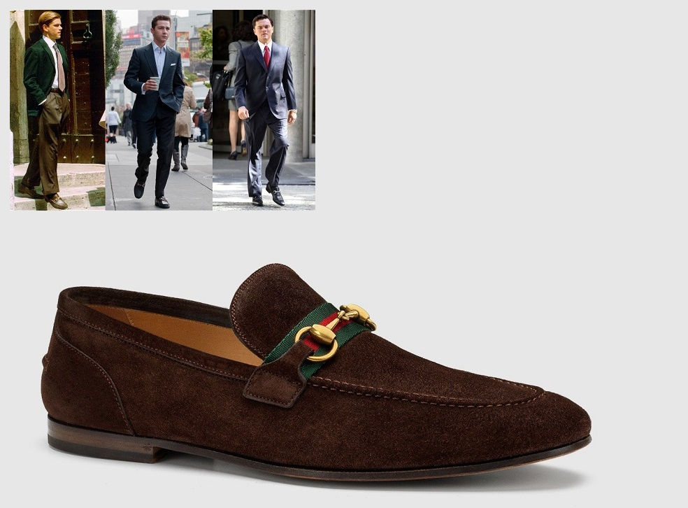 c81a8072edbb30 Match The Watch With The Shoe  Gucci G-Timeless and Gucci Horsebit Loafers