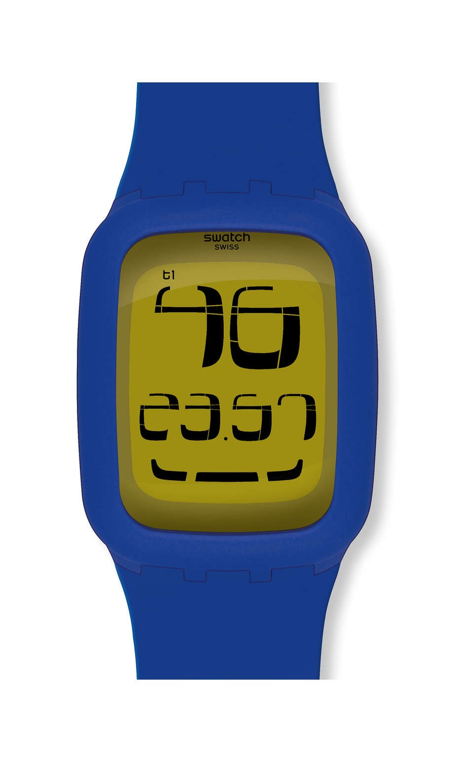 Swatch Yellow Flake