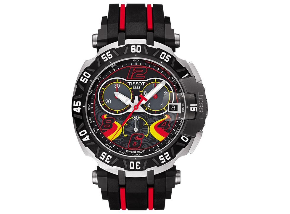 Tissot T-Race Quartz Nicky Hayden Limited Edition 2016 - watchuseek.com