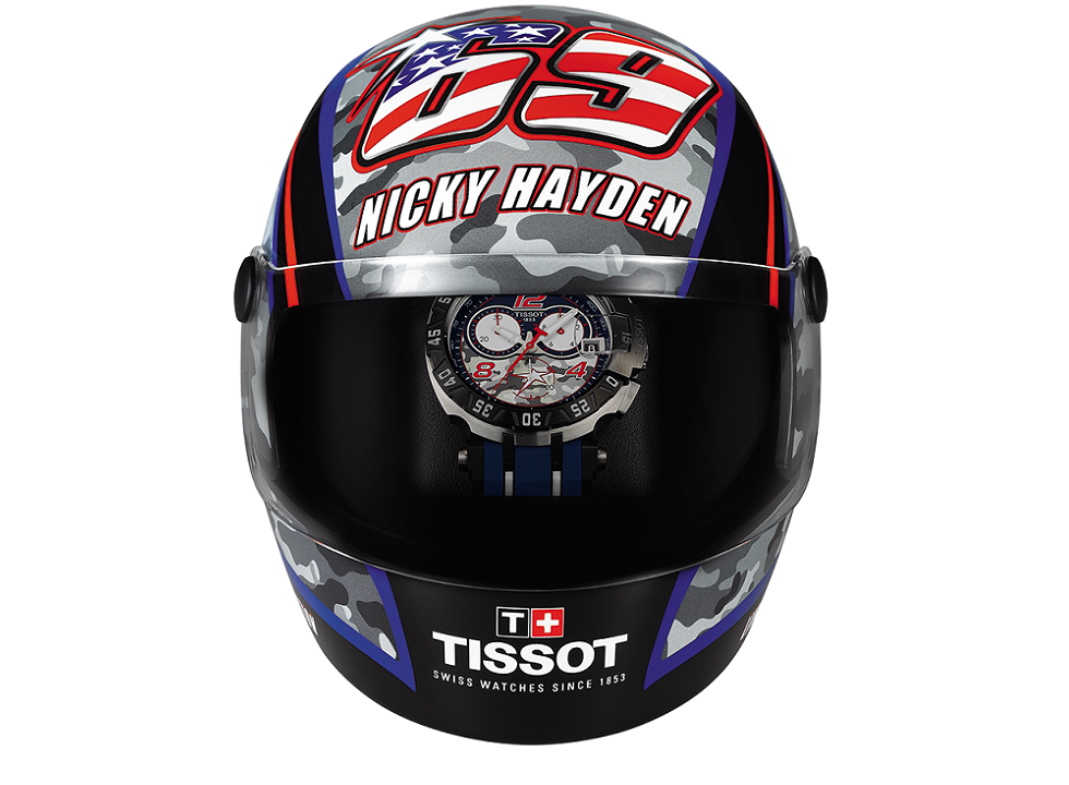 6a620a5348f Tissot T-Race Quartz Nicky Hayden Limited Edition 2016 - watchuseek.com