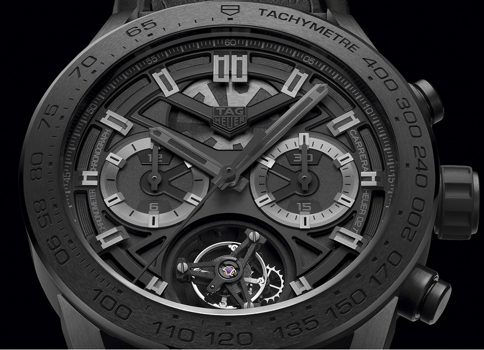 tag heuer 700 tourbillon movements cosc