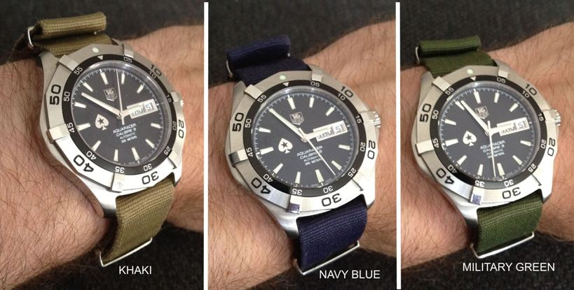 Name:  Tag Heuer Aquaracer_NATOs.jpg