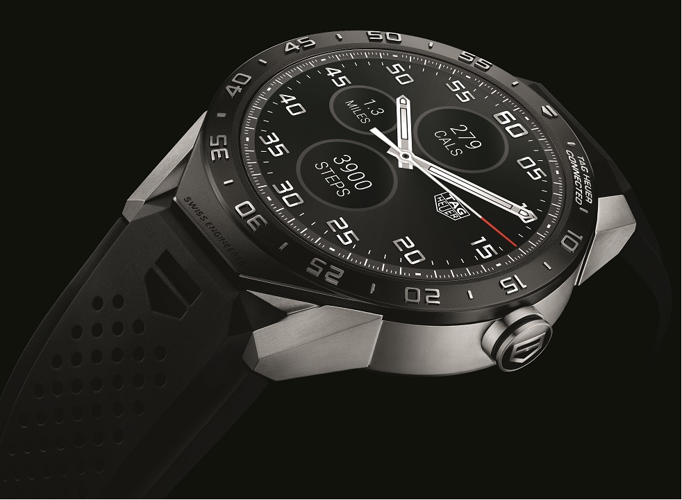 TAG Heuer Connected Watch launches in New York
