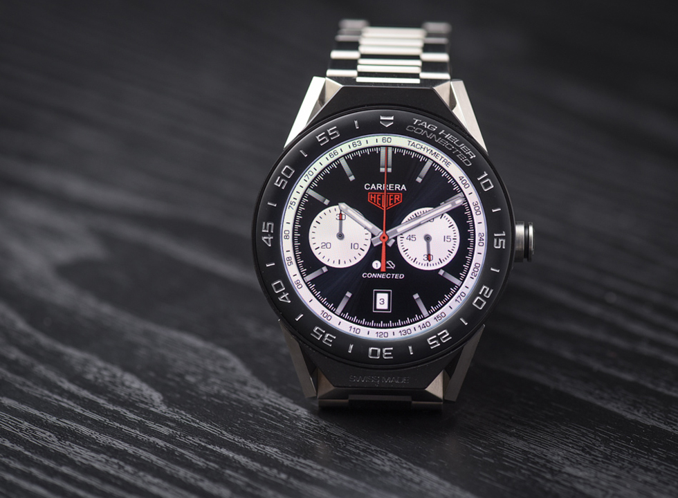 TAG Heuer Connected Modular 45 SmartWatch In Depth Review ...