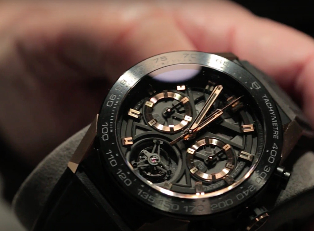 Baselworld 2016  Tag Heuer Watch Collection Preview Video ... b68cde50f