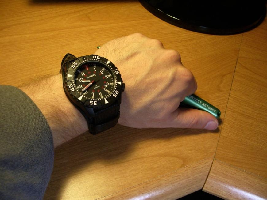 Name:  TAWATEC_Leather_Wrist_Shot.jpg Views: 9117 Size:  437.0 KB