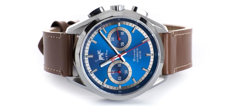 Name:  The Riccardo blue dial.jpg Views: 2569 Size:  186.2 KB
