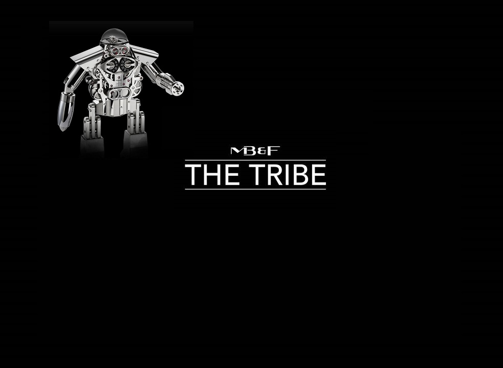 Consider yourself one of the family: MB&F launches The Tribe