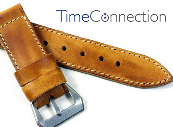 Time Connection Watch Straps