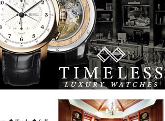 Timeless Luxury Watches