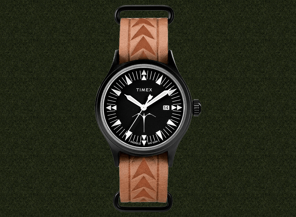 Timex x Keone Nunes 40mm watch