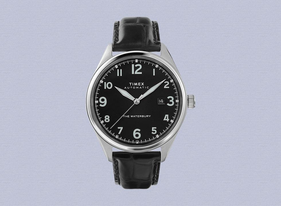 timex waterbury traditional watch